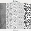 Our House-Garden Paper & Overlay Templates
