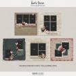 Rustic Charm Album Pages PSDs Part I