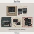 Rustic Charm Album Pages PSDs Part II