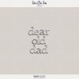 Dear Old Dad Alpha