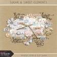 Sugar & Sweet Elements