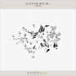 Scatter Bits No.1 Templates