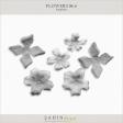 Flowers No.6 Templates