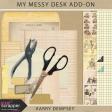 KMRD-My Messy Desk Add-On