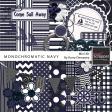 KMRD-Monochromatic Navy