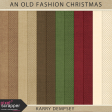 KMRD-An Old Fashion Christmas-solids