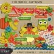 Colorful Autumn Elements