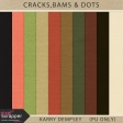 Cracks, Bams & Dots - Solid Papers