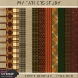 My Fathers Study - Pattern Papers