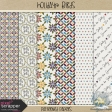 Holiday Birds - Patterned Papers