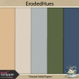 ErodedHues_textured solid papers