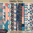 Hello You Patterned Papers