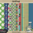 Golfing_Patterned Papers