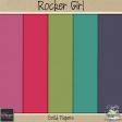 Rocker Girl_solid papers