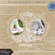 All the Princesses - Stamp Kit