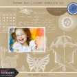 Picnic Day - Stamp Template Kit