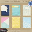 Summer Day - Journal Card Kit