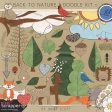 Back to Nature - Doodle Kit 1