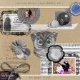Chills & Thrills - Mini Template Kit 2