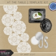 At the Table - Template Kit