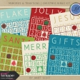 Memories & Traditions - Christmas Bingo Kit