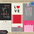 Toolbox Journal Cards - Valentine's Day Kit 2