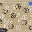 Toolbox Alphabet - Circle Alpha Kit