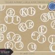 Toolbox Alphabet - Circle Alphabet Template Kit