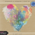 Raindrops & Rainbows - Paint Kit