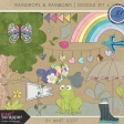 Raindrops & Rainbows - Doodle Kit 2