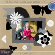 At The Zoo - Shape Mask Template Kit 1
