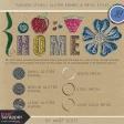 Toolbox Styles 003 - Glitter Enamel & Metal Style Kit
