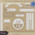 Toolbox Calendar 4 - Mish Mash Kit