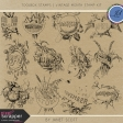 Toolbox Stamps - Vintage Month Stamp Kit
