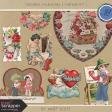 Toolbox Valentines - Vintage Kit 1
