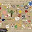 Apple Crisp - Enamel Pin Kit