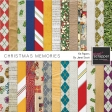 Christmas Memories - Paper Kit