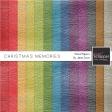 Christmas Memories - Wood Paper Kit