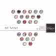 Be Mine - Brads Kit