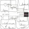 Be Mine - Wire Word Art Frames Kit