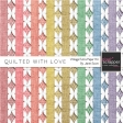 Quilted With Love - Vintage Extra Paper Kit