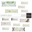 Earth Day - Word Art Kit