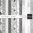 Oh Baby, Baby - Paper Textures and Overlays