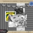 Sunshine and Lemons - Template Kit