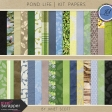 Pond Life - Paper Kit