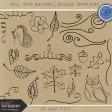 Fall Into Autumn - Doodle Template Kit