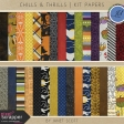 Chills & Thrills - Paper Kit