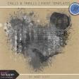 Chills & Thrills - Paint Template Kit