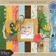 Woodland Winter - Blog Train Mini-Kit