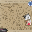 Look, a Book! - Doodle Template Kit 1
